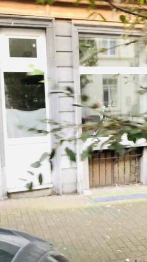 vitrine crickx à vélo
