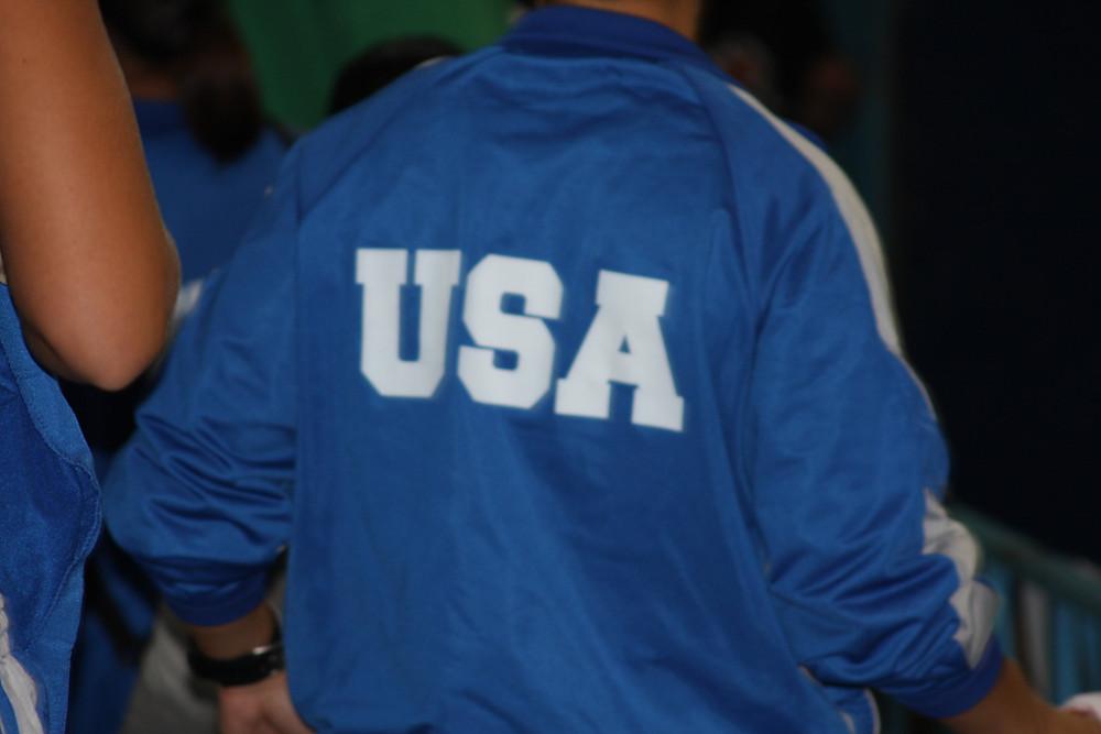 USA team uniform