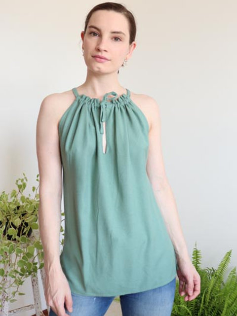 Blusa Amapola Verde