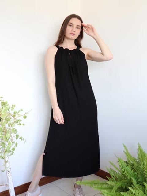 Vestido Amapola Preto