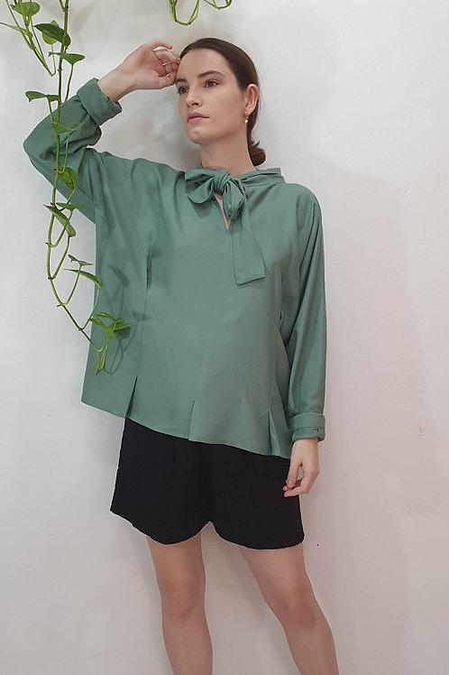 Camisa Orquídea