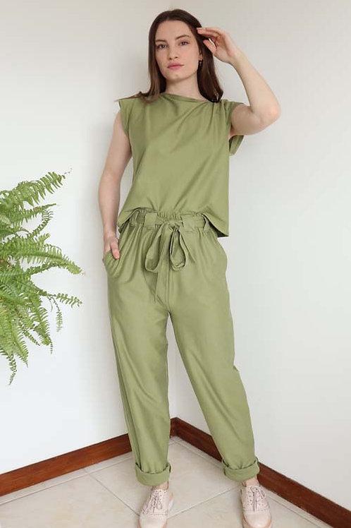 Calça Metamorfose Verde