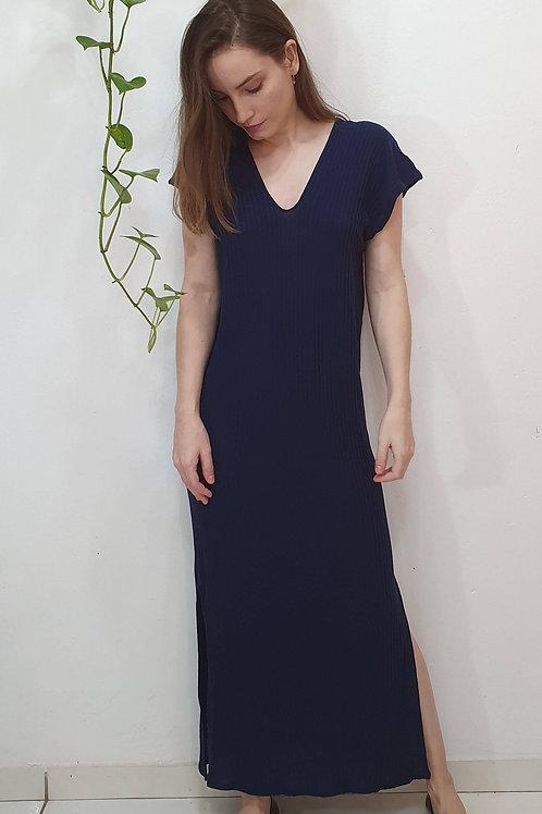 Vestido Coluna