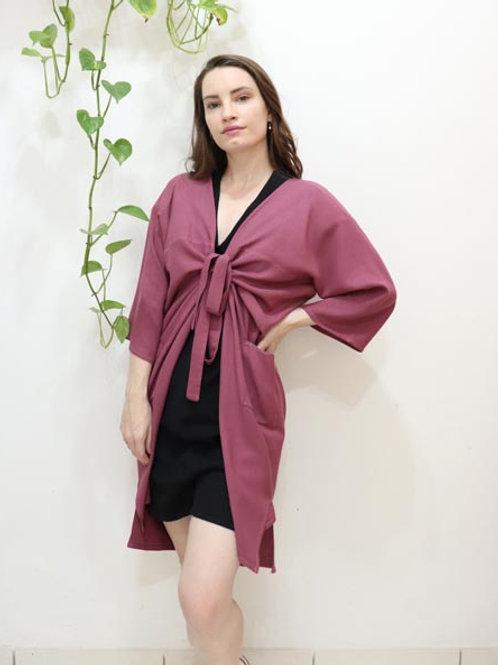 Kimono Orquídea Rosa