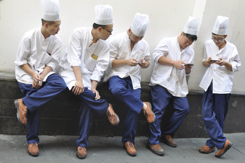 The Chefs Dance