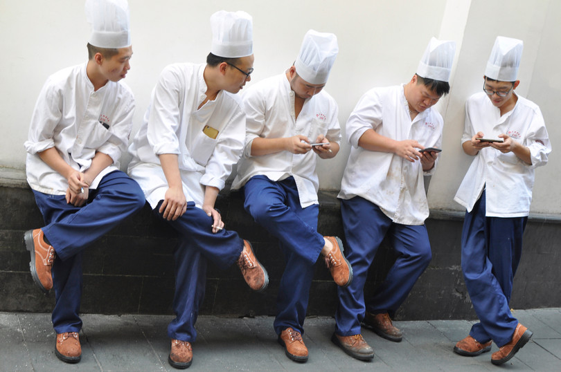 The Chef's Dance