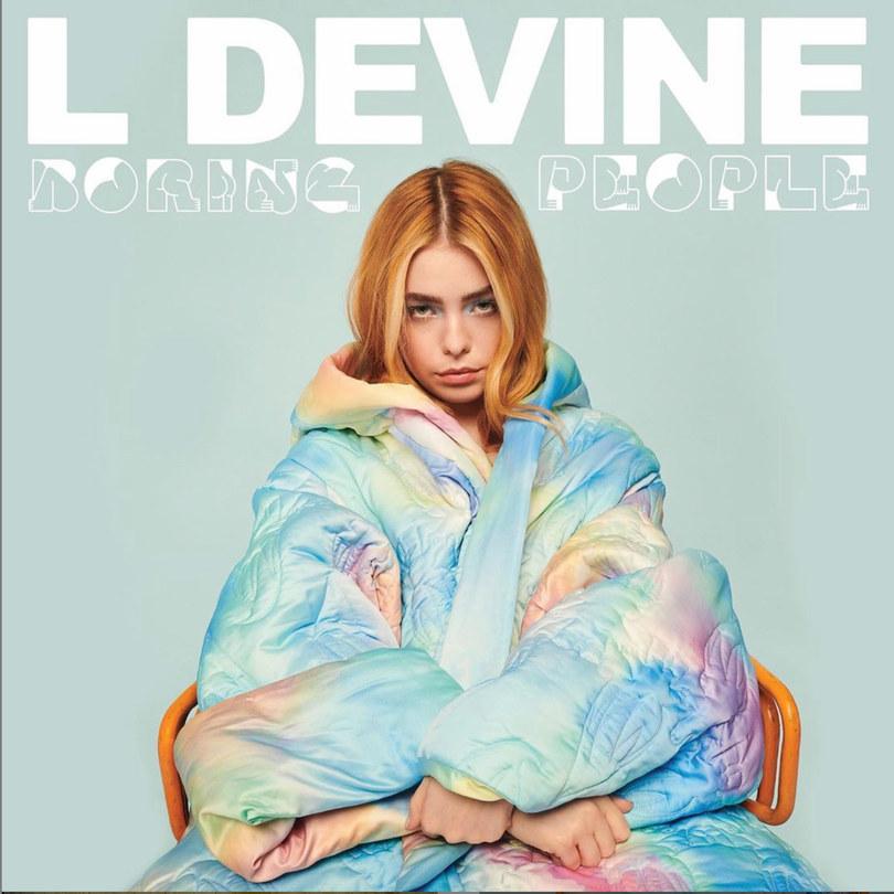 L DEVINE single cover