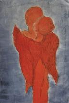 Engelspaar (aus dem Bachzyklus Engel und Hirten)