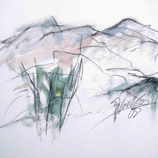Korsika - Montagne