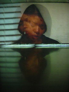 on reflection - Woman