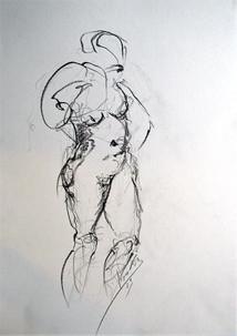 Weiblicher Akt