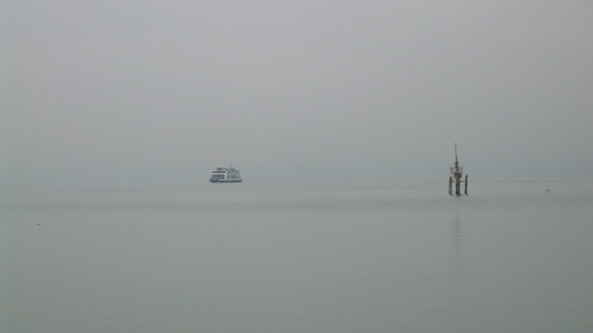 Bodensee - Nebelimpression 1