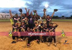 Campeones Los Cocodrilos Summer 2018