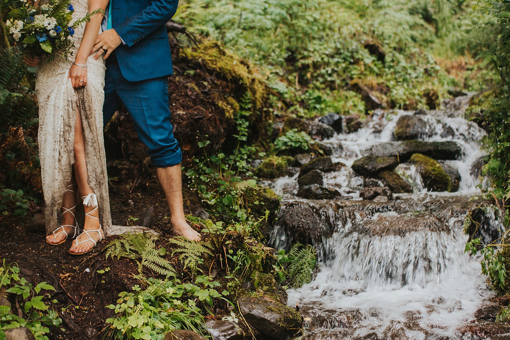 Oregon Forest Elopement