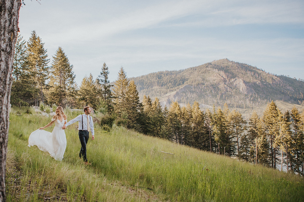 Idaho Adventure Elopement