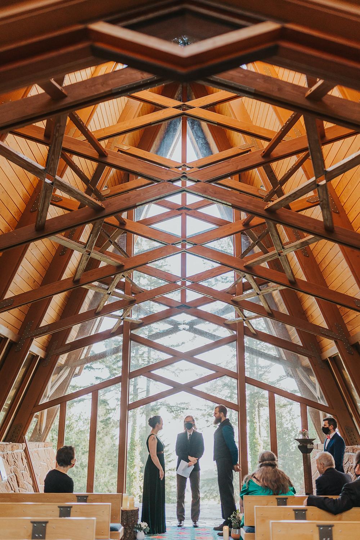 Southern Oregon Coast Elopement Venue