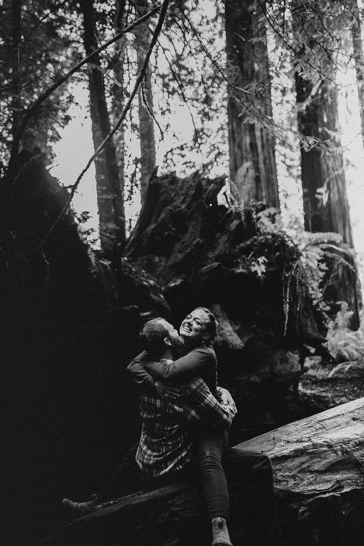 Redwood National Park Pre-Elopement Hike