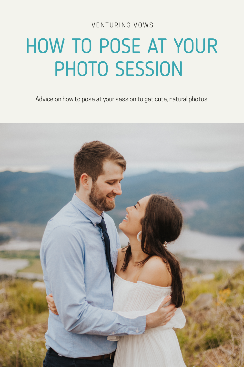 How to Pose at Your Photo Session