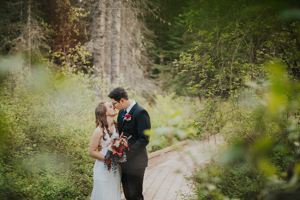 Idaho Forest Elopement