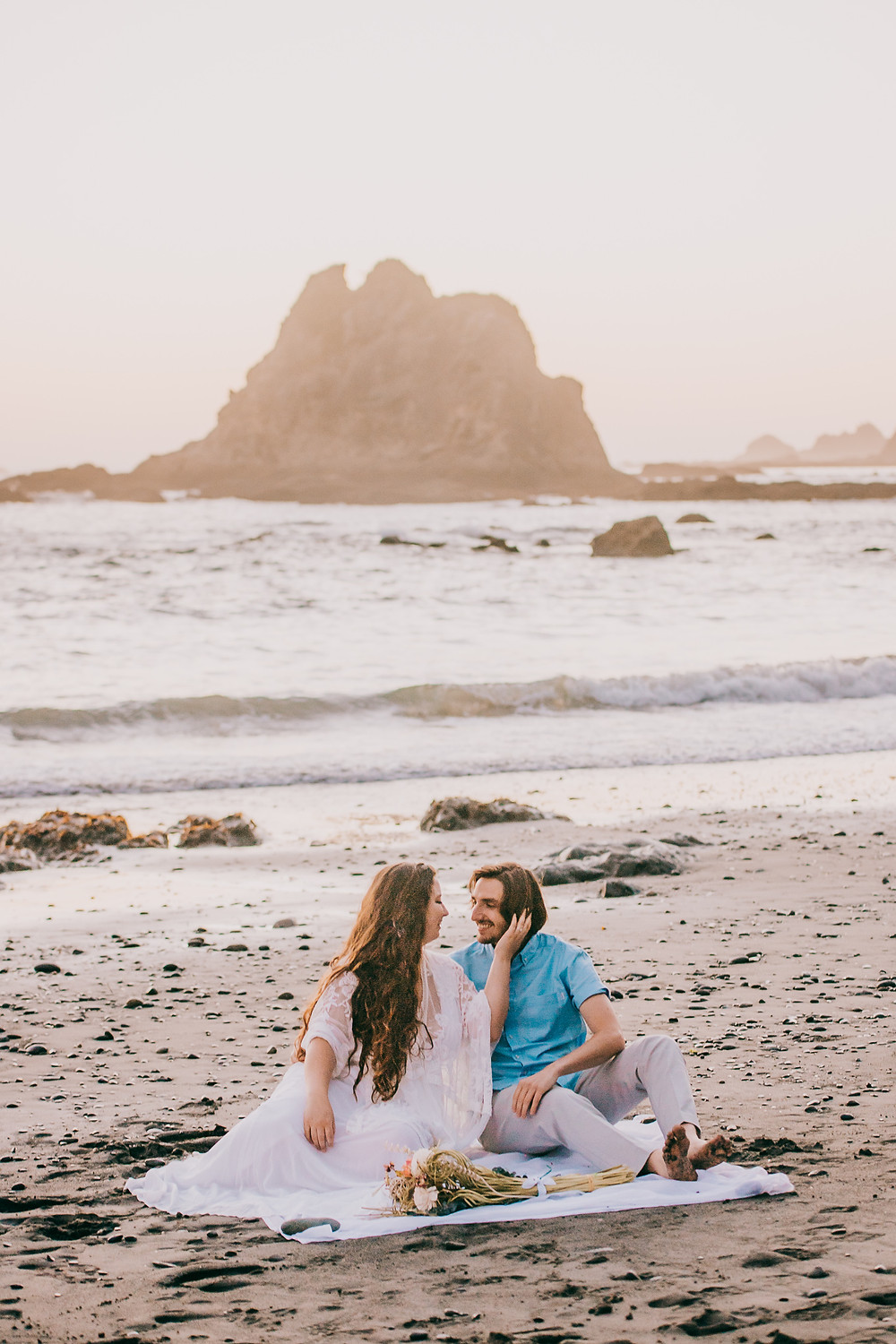 Olympic National Park Beach Elopement