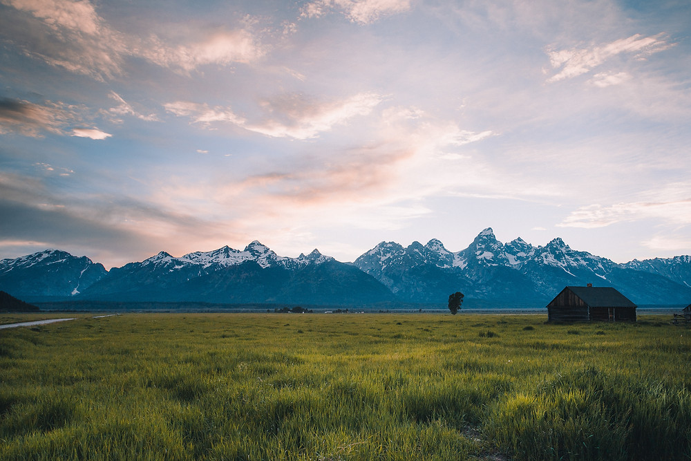 Teton National Park
