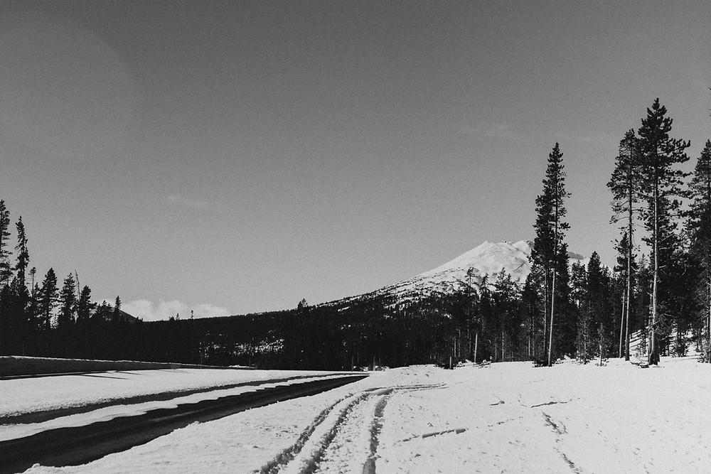 Mt. Bachelor Winter Elopement