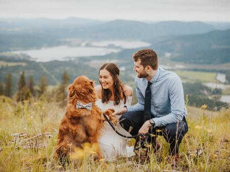 Idaho Mountain Top Bridals