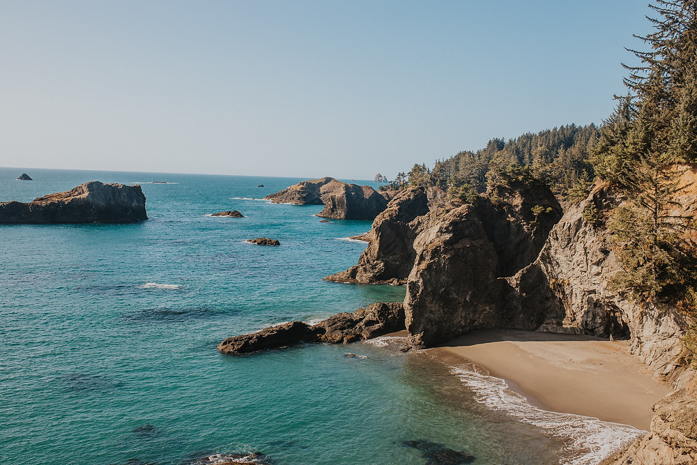 Brookings, OR Elopement Location