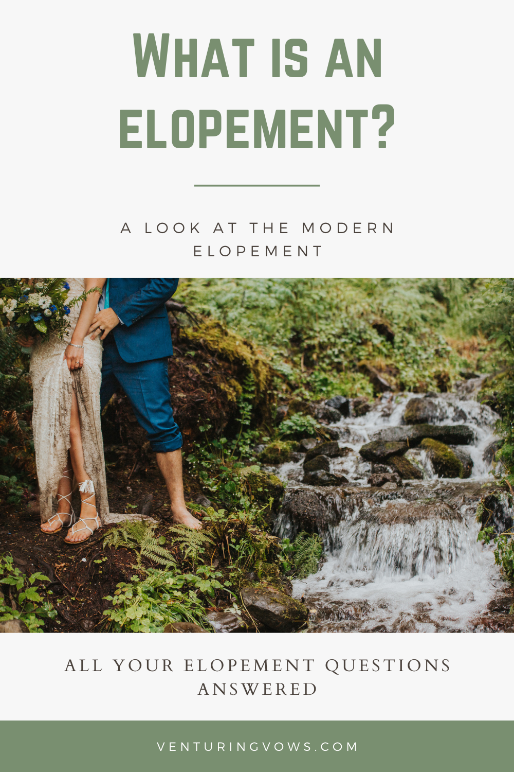 What is an Elopement Pin