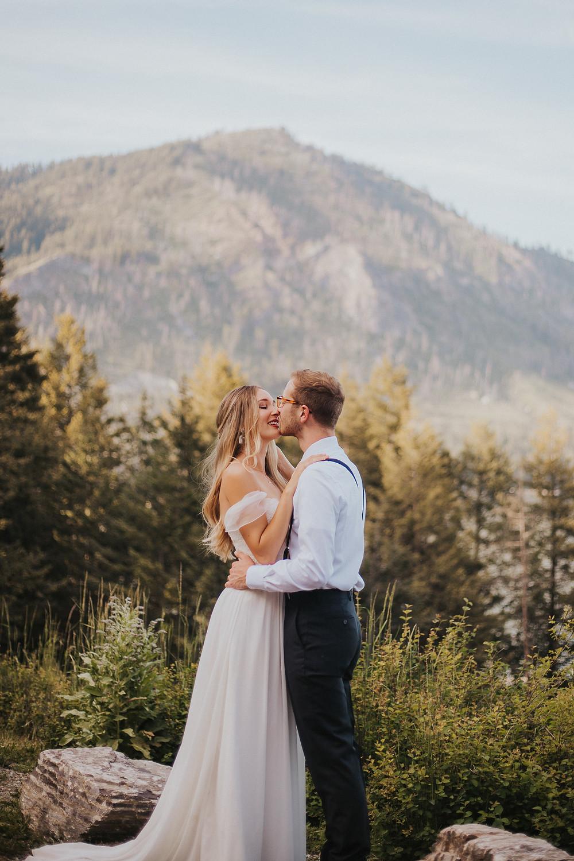 Idaho Mountain Elopement
