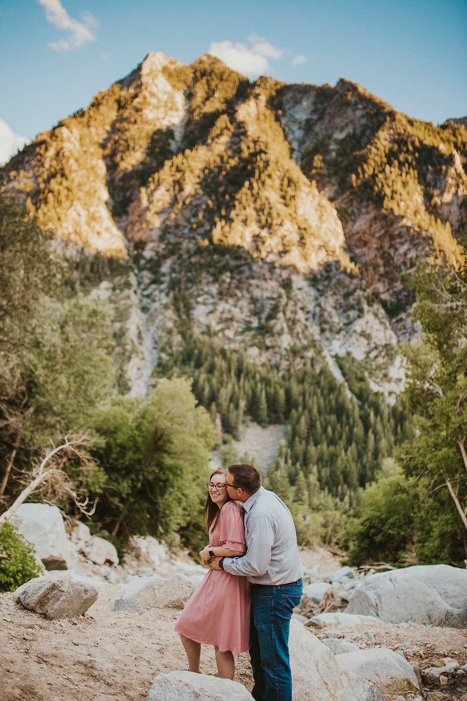 Utah Adventure Engagement