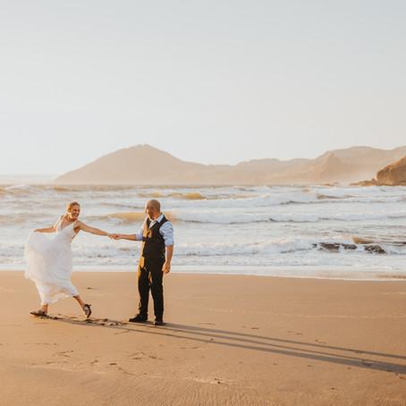 Oregon Coast Adventure Elopement - Elopement Photographer