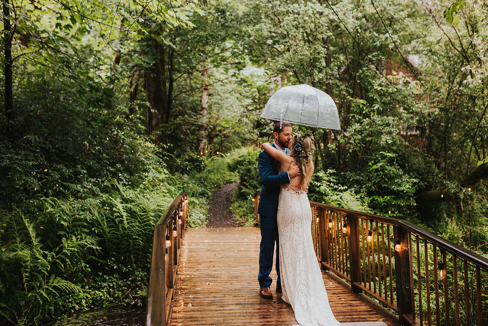 Oregon Forest Elopement