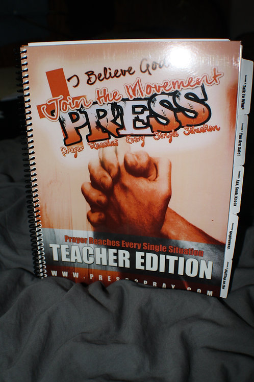 Teacher Edition Course Book w/DVD