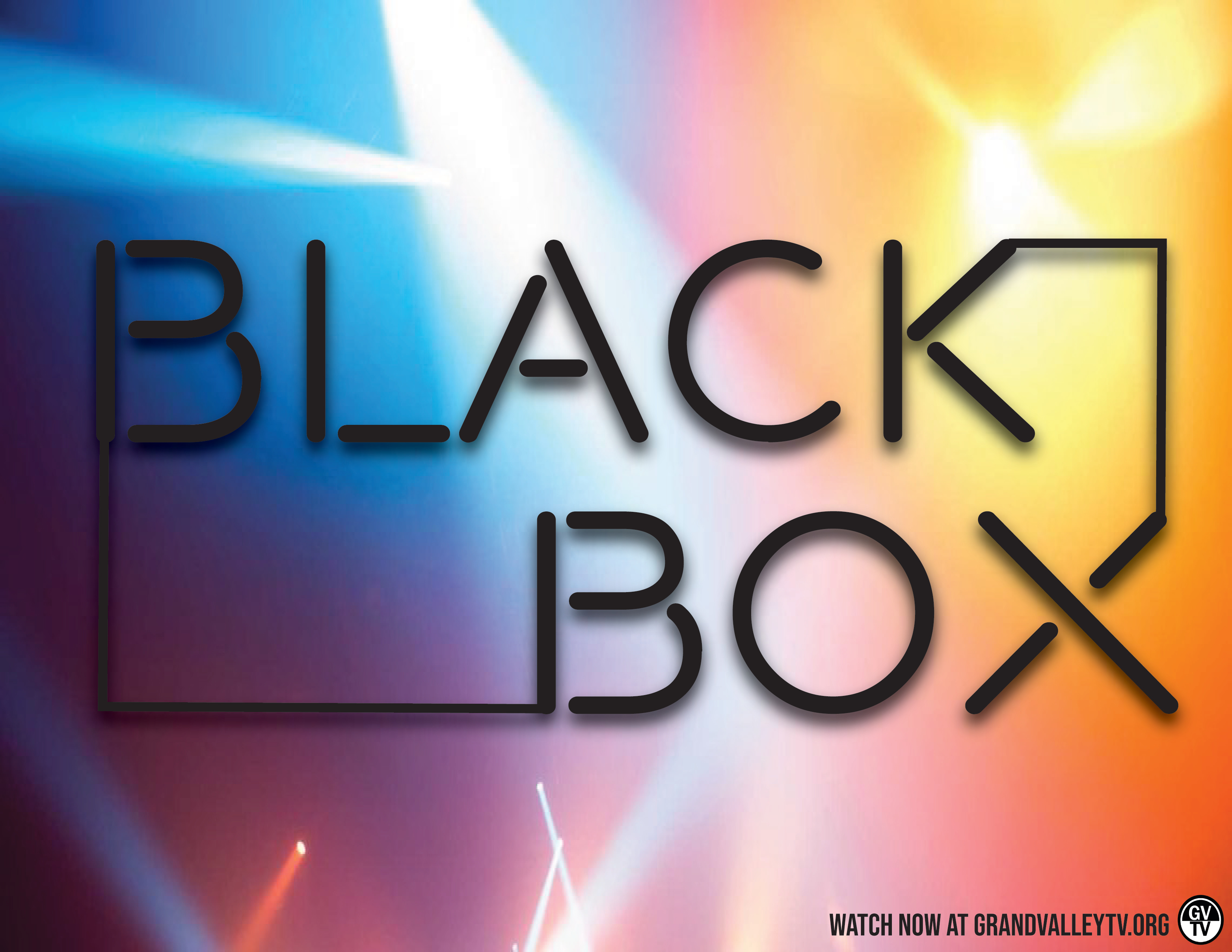 BlackBoxLogoPoster
