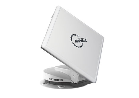 Kathrein CAP 650 GPS - Twin, helautomatisk parabol