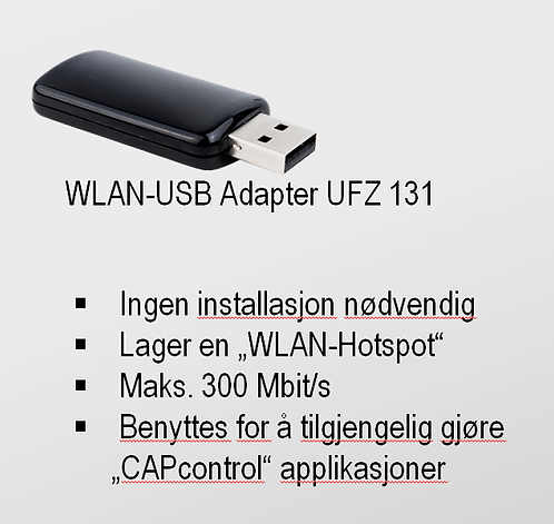 Kathrein UFZ 131 WLAN-USB Adapter