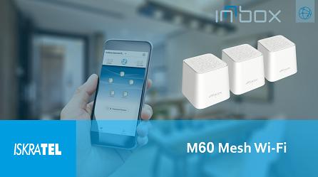 INNBOX M60 Mesh WiFi System