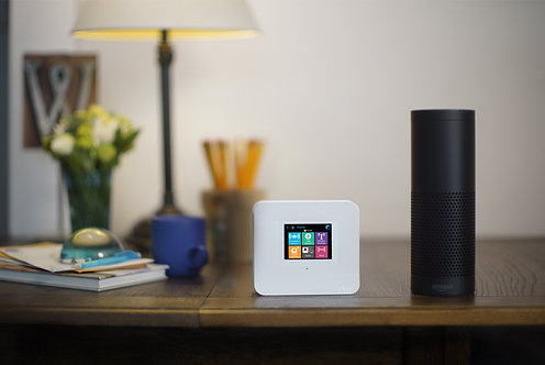 Almond 3 Mesh Wi-Fi og Smarthjem system