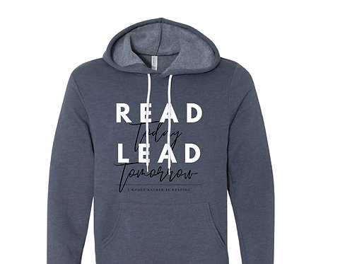 Read Today Hoodie