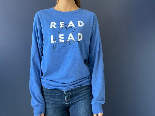 Read Today Long Sleeve T-Shirt