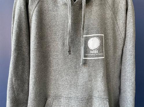 IWRBR Logo Grey Hoodie