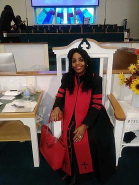 Dr. Camella Cooke