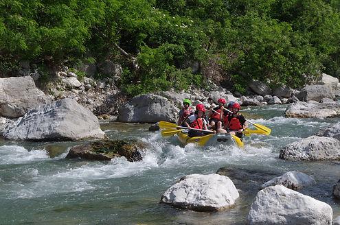 River Spirit ASD - Rafting sulla Sarca, a Dro, a pochi minuti da Arco e Riva del Garda