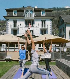 Ski Lodge Hotel