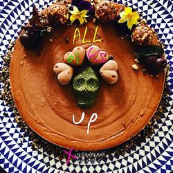 up cake by Georgie x