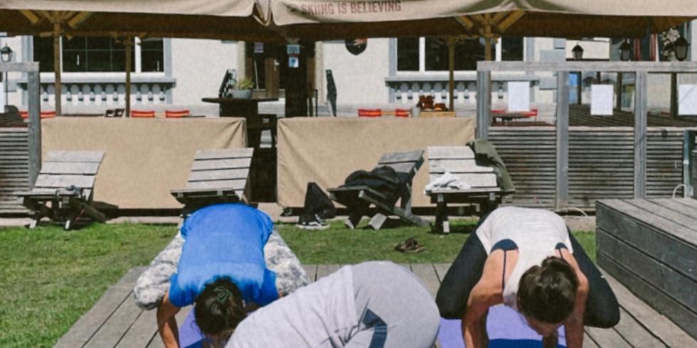 October Yoga Camp @ Ski Lodge Hotel