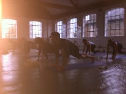 Yoga @ the Loft Studio's London