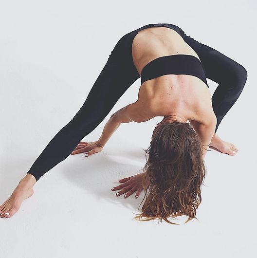 Yoga in Engelberg with SAMiRAYOGA