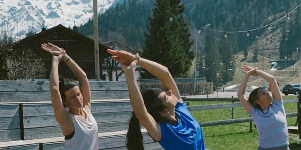 July Yoga Camp @ Ski Lodge Hotel